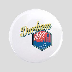 Durham, NC Button