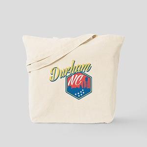 Durham, NC Tote Bag