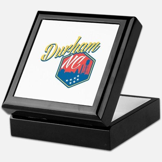 Durham, NC Keepsake Box