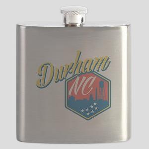 Durham, NC Flask