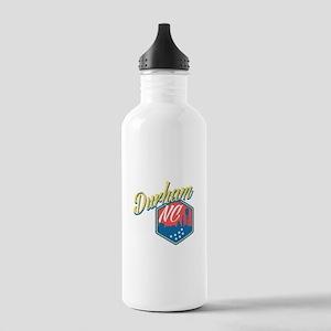 Durham, NC Water Bottle