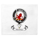 Badge - MacDuff King Duvet