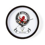 Badge - MacDuff Wall Clock