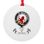 Badge - MacDuff Round Ornament