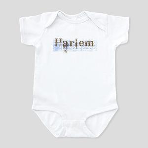 Harlem Vintage Retro NY T-sh Infant Bodysuit