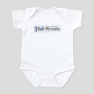 Bronx Vintage Retro NY T-shi Infant Bodysuit