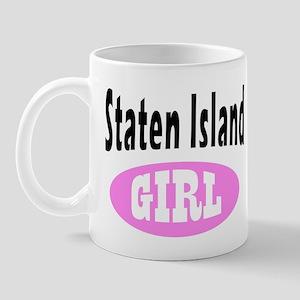 New York Girl NY T-shirts an Mug