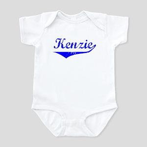 Kenzie Vintage (Blue) Infant Bodysuit