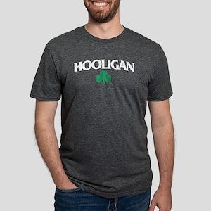 Irish Hooligan Mens Tri-blend T-Shirt
