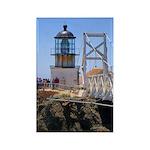 Point Bonita Lighthouse, California Magnets