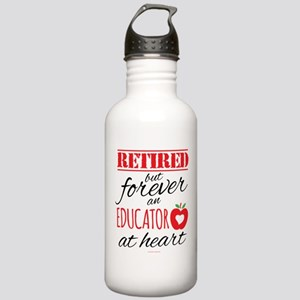 Retired Educator at He Stainless Water Bottle 1.0L