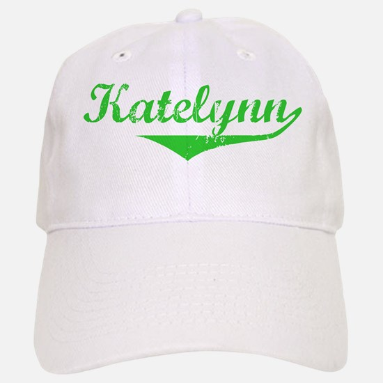 Katelynn Vintage (Green) Baseball Baseball Cap