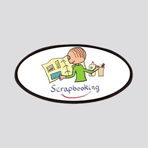 Scrapbooking Patch