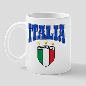 Italian soccer design Mug