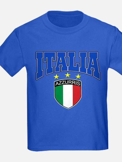Italian soccer design T