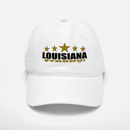 Louisiana Strong! Baseball Baseball Cap