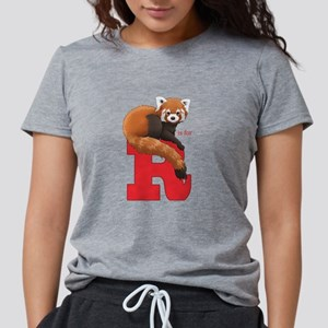 R Is For Red Panda Tri-Blend T-Shirt