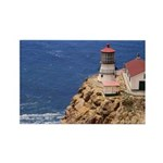Point Reyes Lighthouse California Magnets
