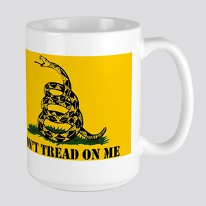 Dont Tread on Me Gadsden Flag Mugs