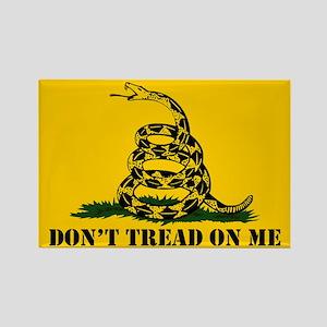 Dont Tread on Me Gadsden Flag Magnets