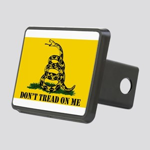 Dont Tread on Me Gadsden F Rectangular Hitch Cover