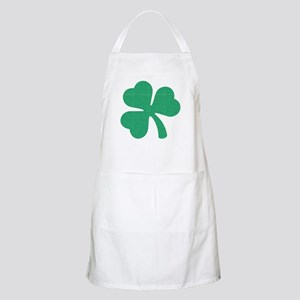 Irish Shamrock Light Apron