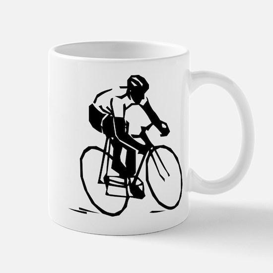 Cool Cyclist Mugs