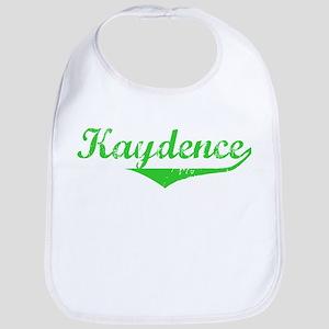 Kaydence Vintage (Green) Bib