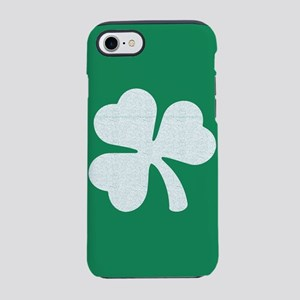Irish Shamrock iPhone 8/7 Tough Case