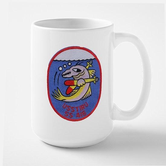 USS TIRU Mugs