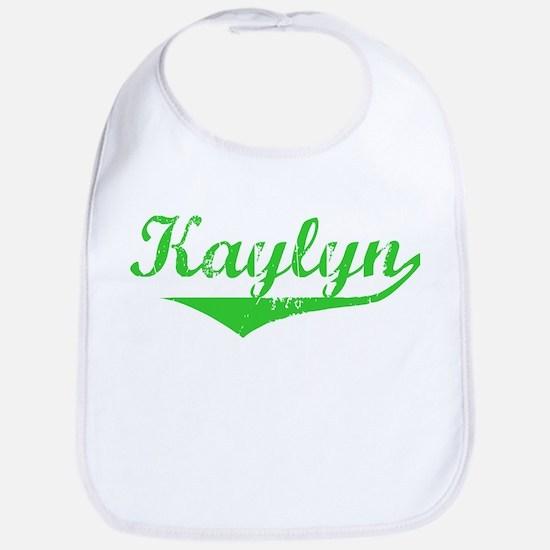 Kaylyn Vintage (Green) Bib
