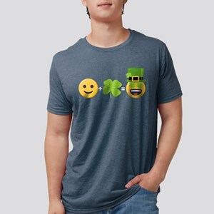 St Patty's Math Mens Tri-blend T-Shirt