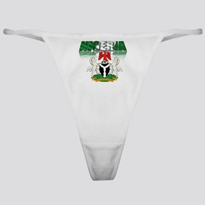 Coat of arms Classic Thong