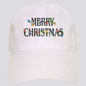 Happy Cute Santa Claus Toys With Girls Baseball Hats - CafePress 0656785d7a23