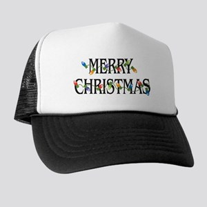 a9d29d73072 Holiday Trucker Hats - CafePress