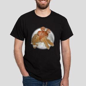 Plush Ponkey Dark T-Shirt