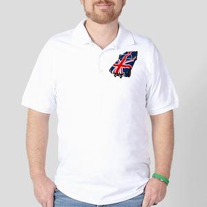 shaggy Golf Shirt