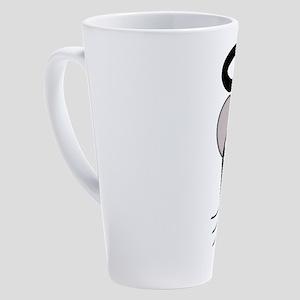USB Mouse 17 oz Latte Mug