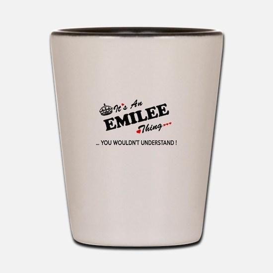 Emilee Shot Glass