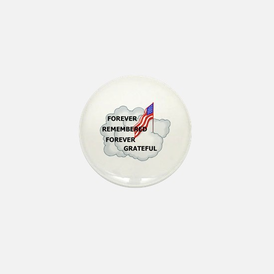 Remember our Soldiers Mini Button