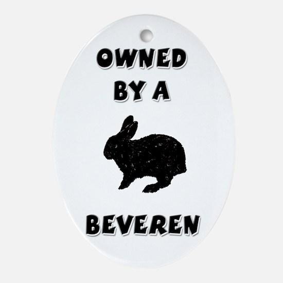 Owned by a Beveren Keepsake (Oval)