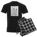 Bicycle Patent Print 1887 pajamas