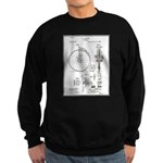 Bicycle Patent Print 1887 Sweatshirt