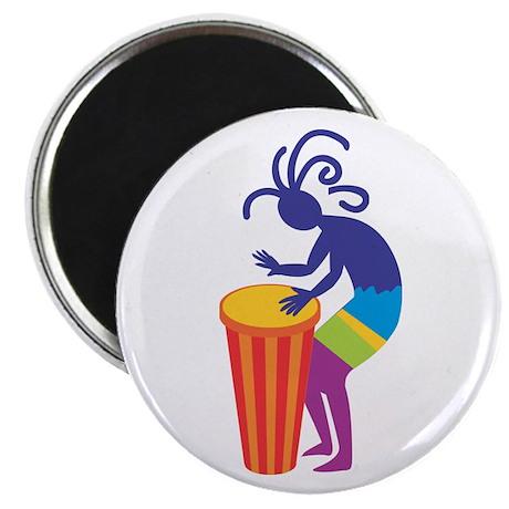 """Kokopelli 5 2.25"""" Magnet (10 pack)"""