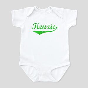 Kenzie Vintage (Green) Infant Bodysuit