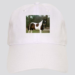 Paint Horse Photograph Baseball Cap
