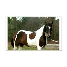 Paint Horse Photograph Wall Decal