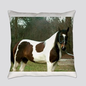 Paint Horse Photograph Everyday Pillow