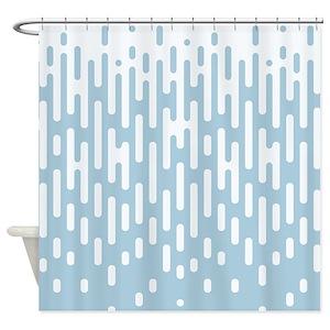Mod Shower Curtains