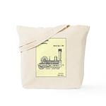Train Locomotive Patent Paper Print 1842 Tote Bag